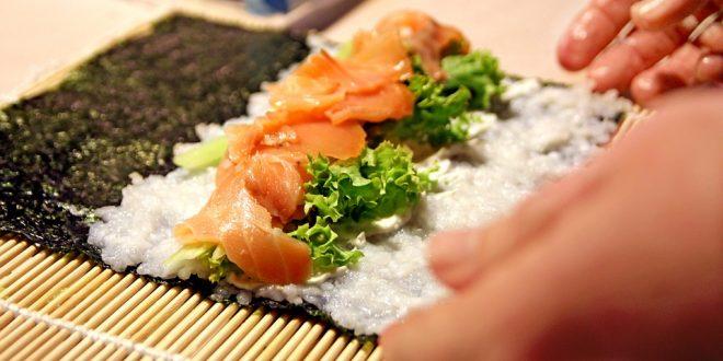 Reazioni allergiche al Sushi
