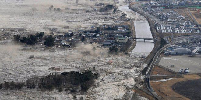 Tsunami, la furia della natura
