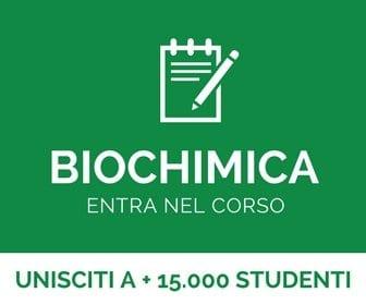 corso di biochimica