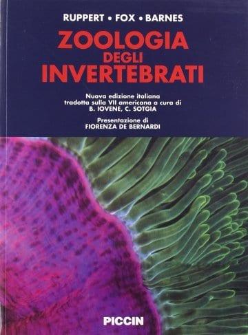 zoologia degli invertebrati di Ruppert e Barnes