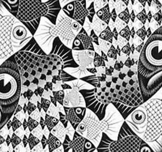 maurits-cornelis-escher-peixes-e-escamas-1959