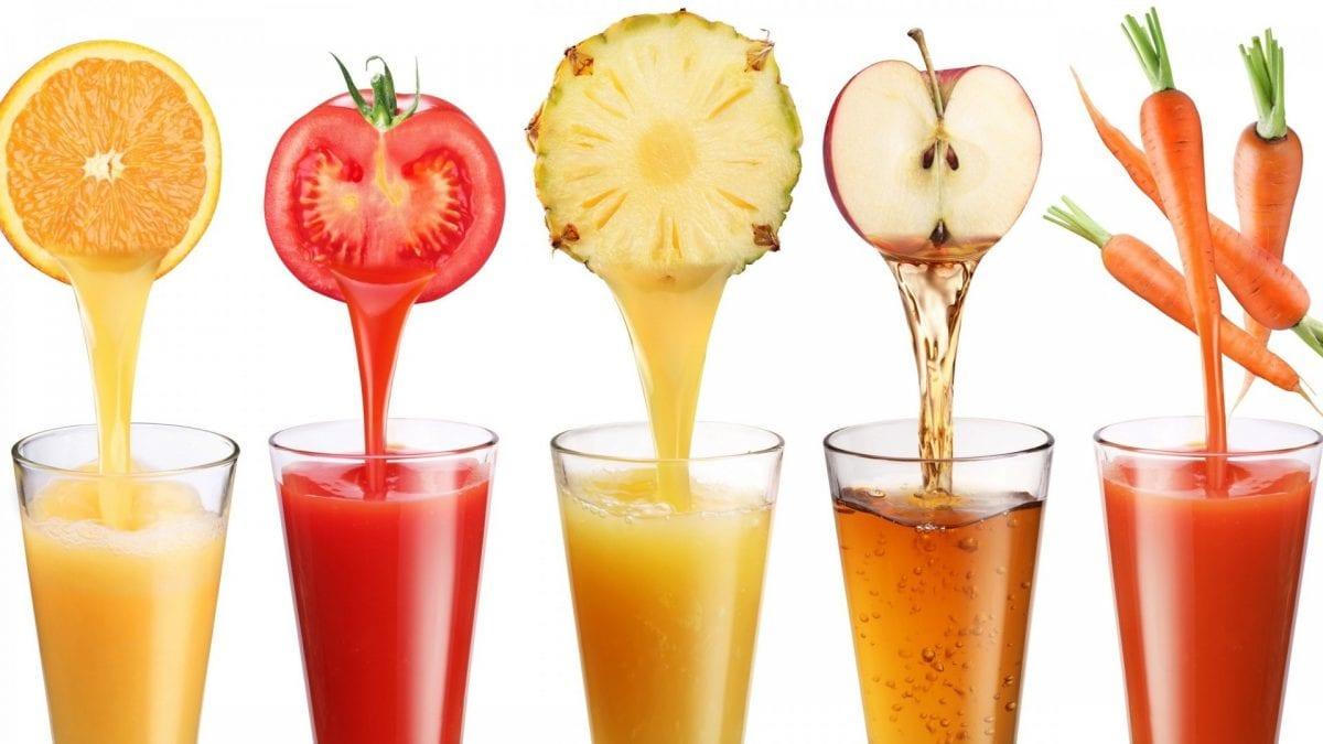 Semplice Mal di Stomaco o Intossicazione Alimentare ? - Succhi di frutta