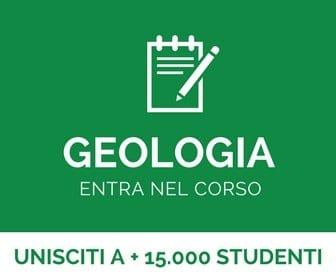 corso di geologia