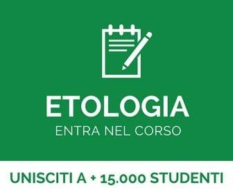 corso di etologia