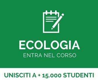 corso di ecologia