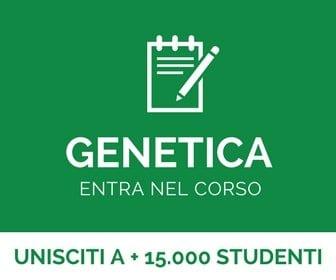 corso di genetica