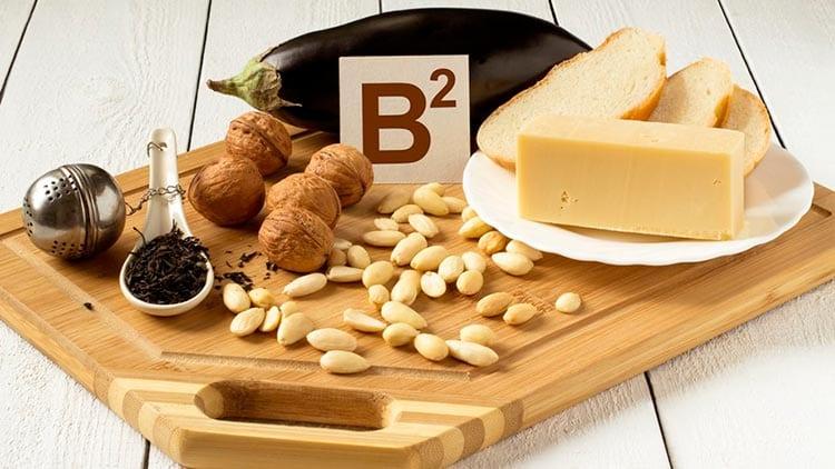 la vitamina b2 o riboflavina
