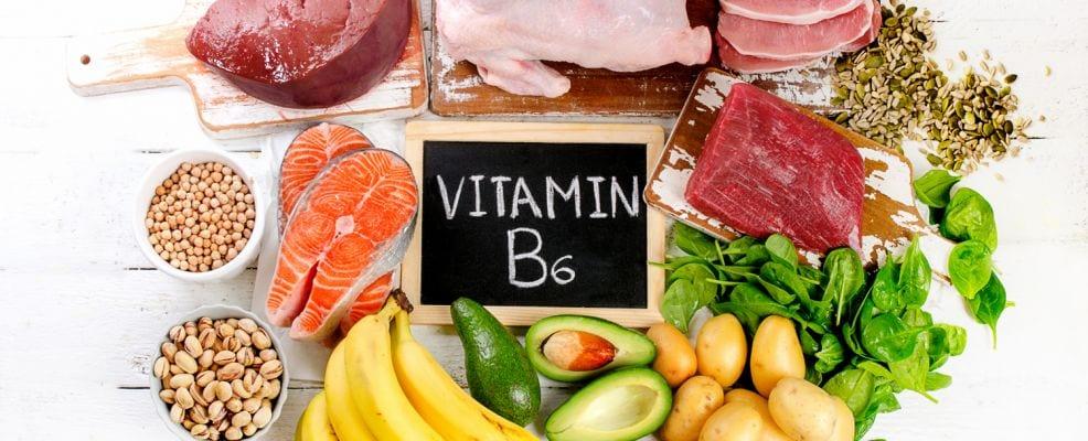 la vitamina B6, struttura, funzioni, assorbimento e fonti