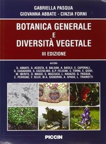 Botanica Generale Pasqua e Abbate