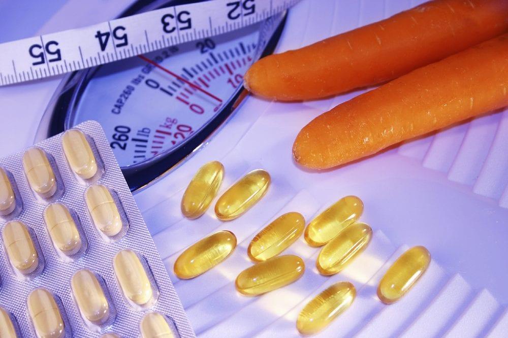 Prodotti dimagranti e perdita di peso