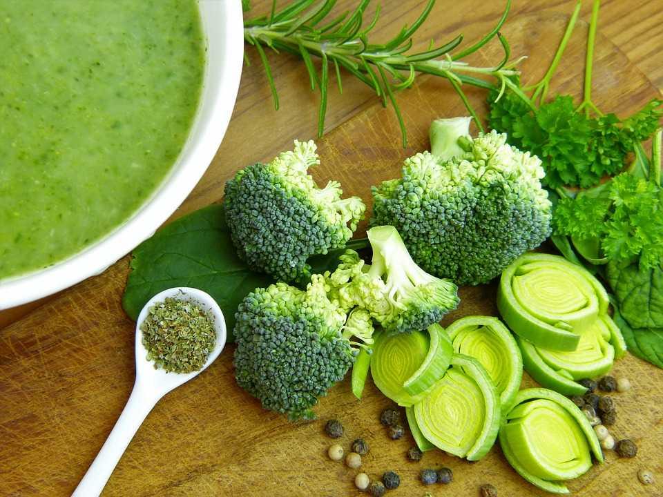 Le proprietà benefiche dei broccoli