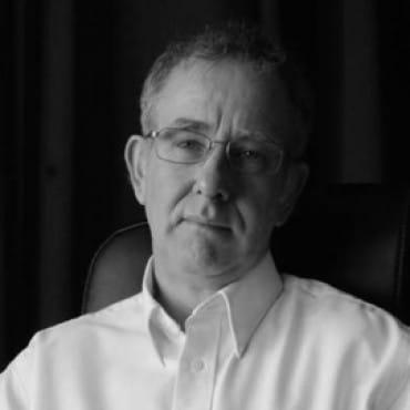 Brian Deer nel 2018
