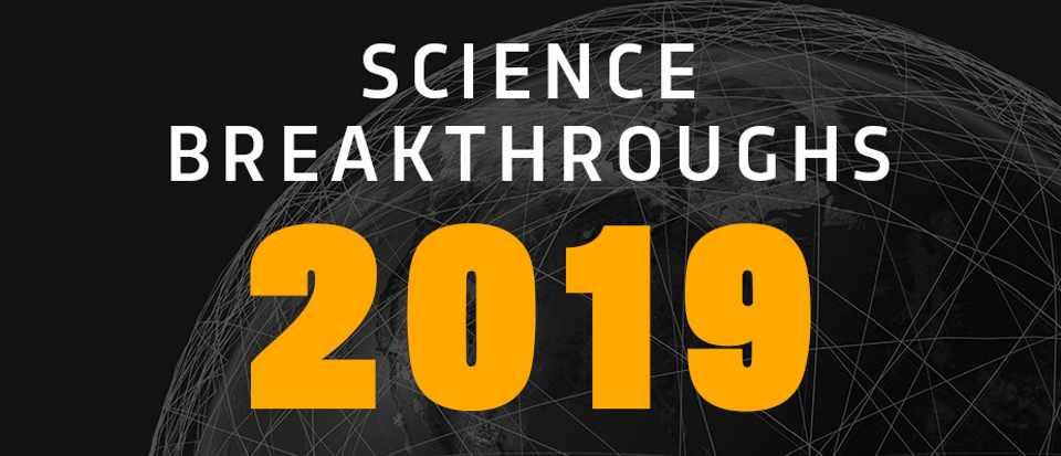 scienza nel 2019