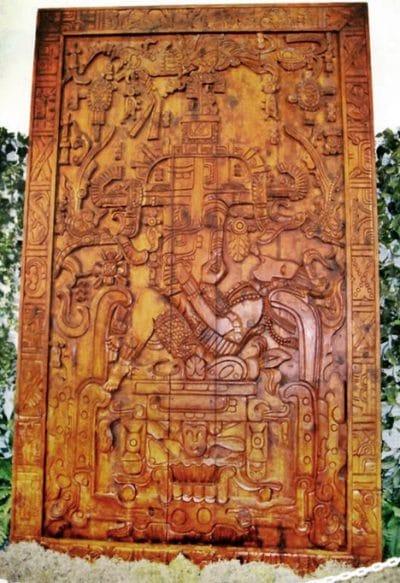 Il cosiddetto astronauta di Palenque