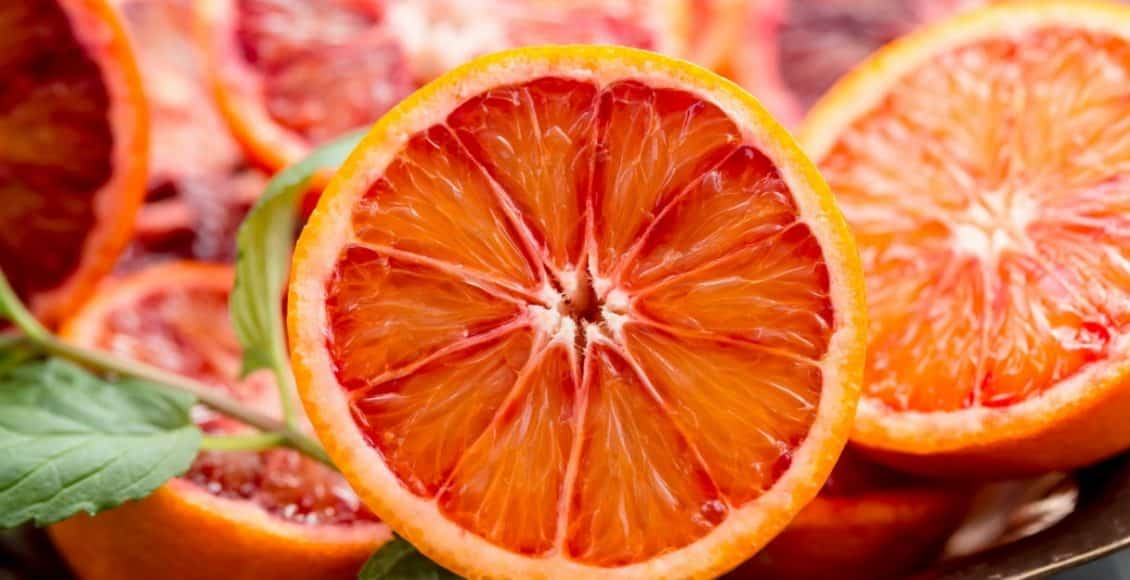 antocianine arance rosse