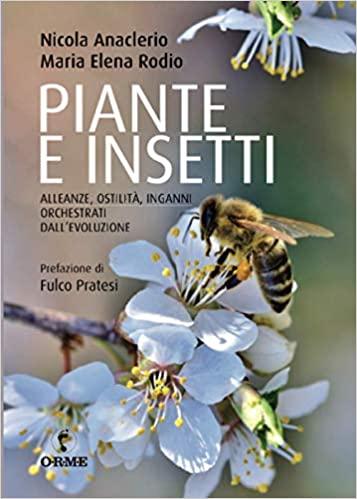 piante e insetti libro