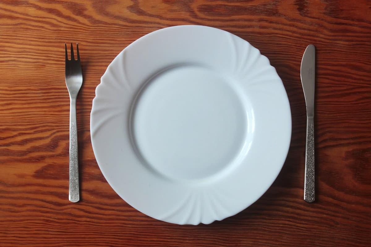 vivere senza mangiare
