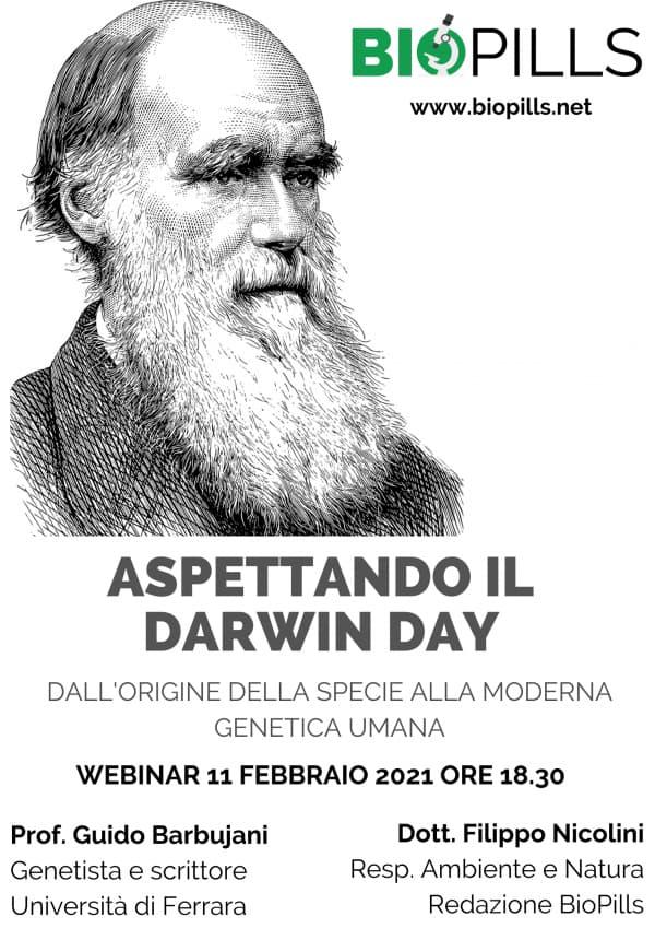 Darwin Day Webinar
