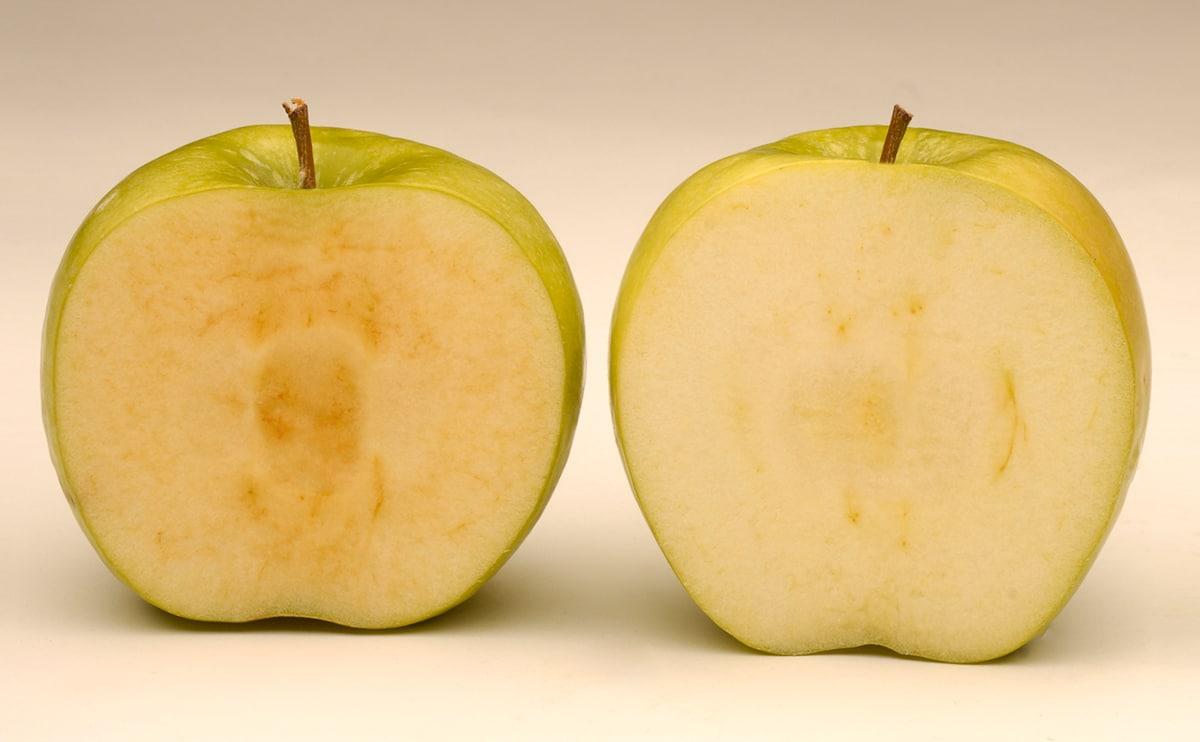 frutta annerisce dopo averla tagliata