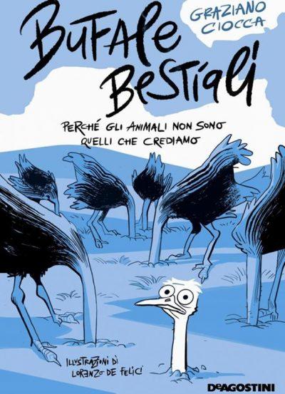 Copertina libro Bufale Bestiali di Graziano Ciocca